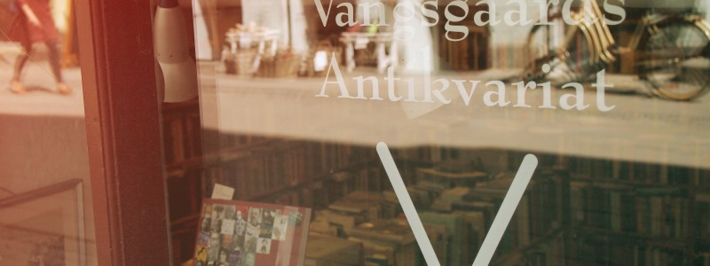 Vangsgaards Antikvariat